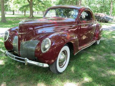 1939 Lincoln Zephyr In Bedford Heights Oh For Sale