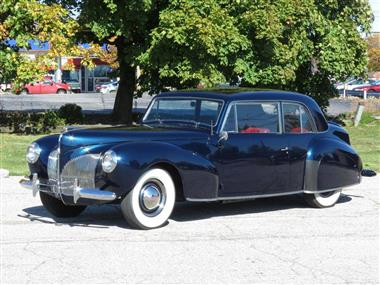 1940 lincoln continental in bedford heights oh for sale. Black Bedroom Furniture Sets. Home Design Ideas